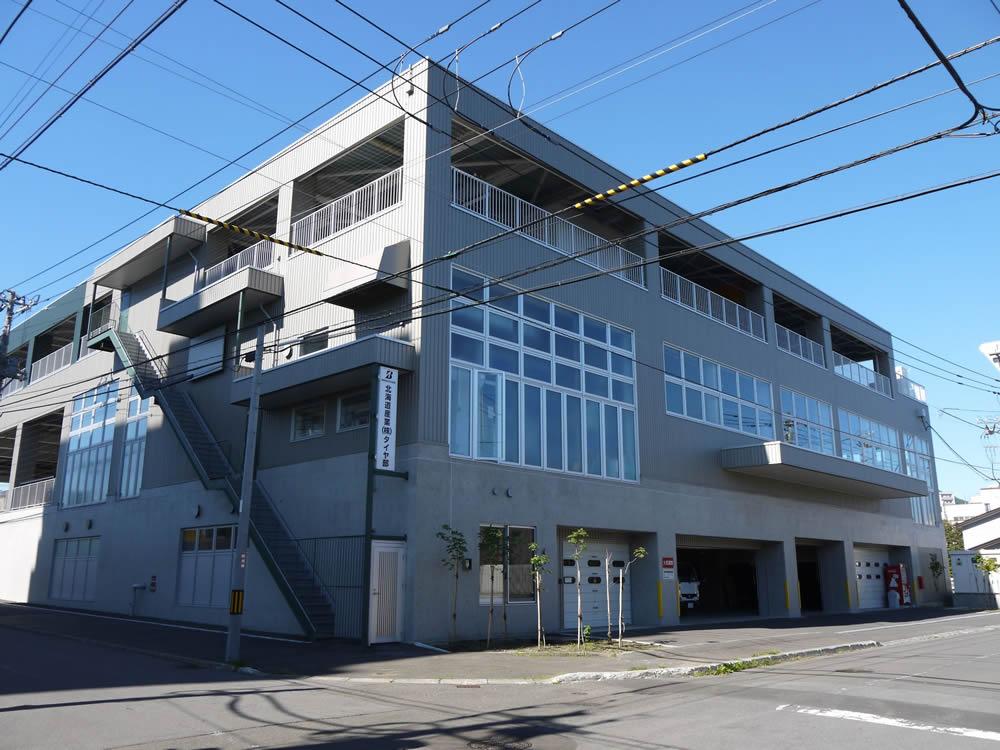 北海道産業
